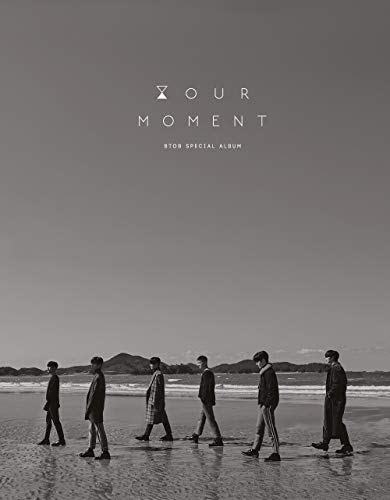 Cube Entertainment BTOB - Hour Moment [Hour ver.] (Special Album) CD+Booklet+Photocards+Postcard+Folded Poster+Extra Photocards Set