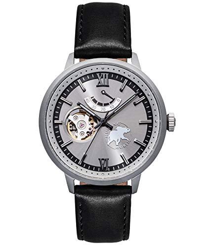 [ハンティングワールド] 腕時計 HW501BK メンズ 正規輸入品 ブラック