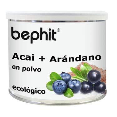Acai + Arándano bio bephit - Polvo 100 g