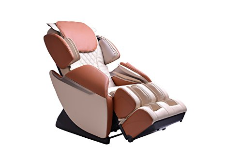 HoMedics HMC-500 Full-Body Zero Gravity Massage Chair, Medium, off- off-white