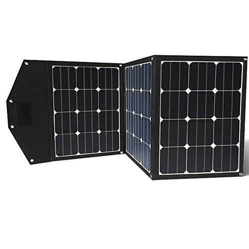 POWER BANKS Solar charger 120W solar panel charger telefoon solar charger met 1 DC poort voor smartphones, tablets, outdoor reizen camping wandelen