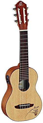 ORTEGA Guitarlele Series Preamp - NT - Natural (RGL5E)