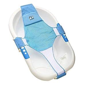 StillCool Recién Nacido Asiento baño del bebé Accesorios de baño de Soporte del Asiento baño de Ducha del bebé recién Nacido del bebé Baño de Seguridad
