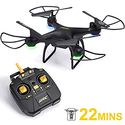 SGILE Remote Control Drone for Kids - RC Quadcopter with 22 Mins Long Flight Time & 3D Flip for Beginners