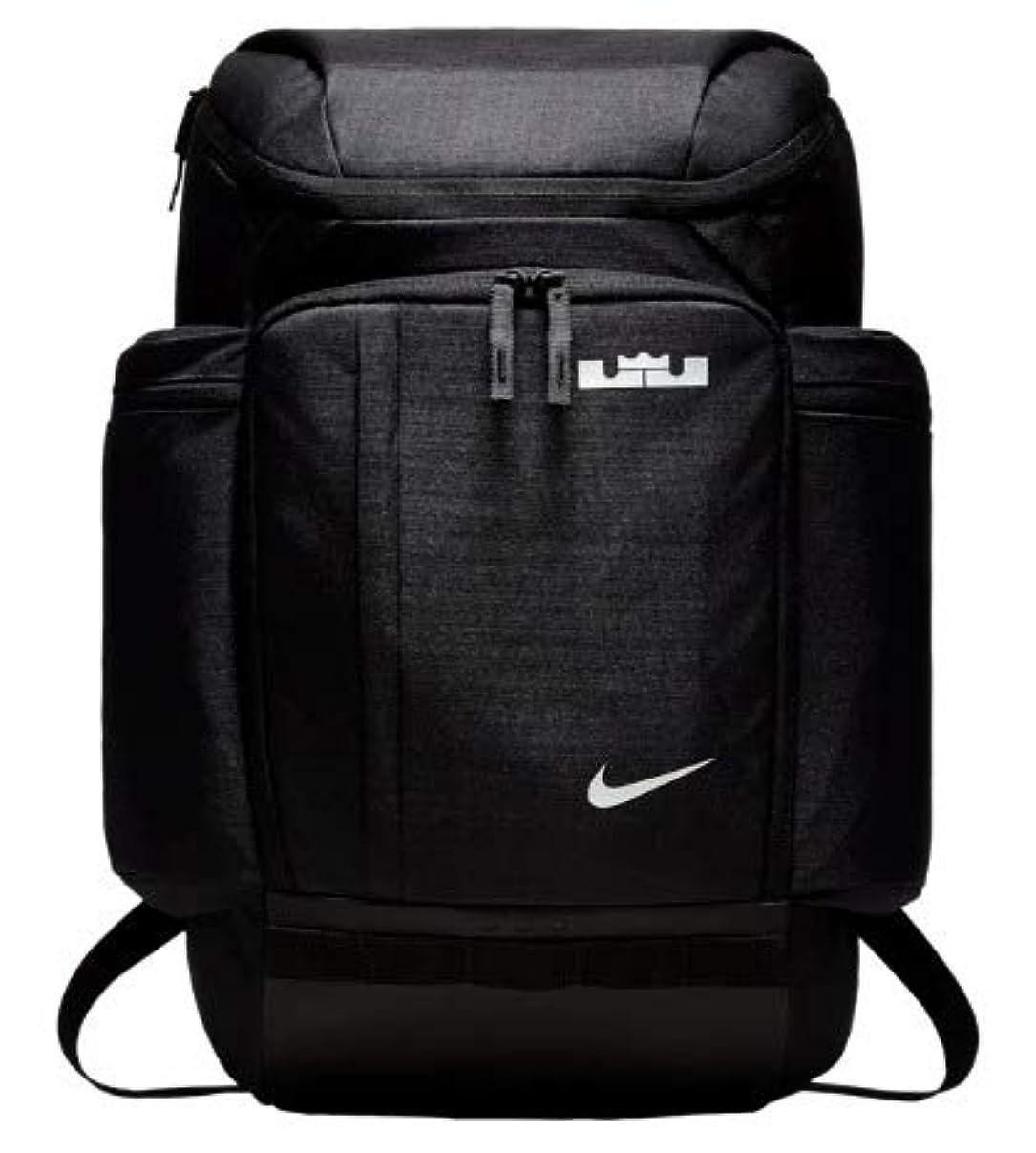 労働労働にナイキ バックパック ワンサイズ Nike LeBron Backpack レブロン リュック Black/White_OS [並行輸入品]