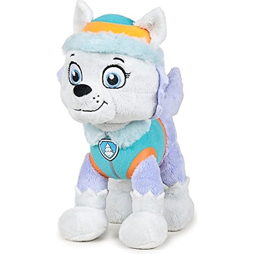 Play By Play – Peluche – Patrouille canine Everest 19 cm