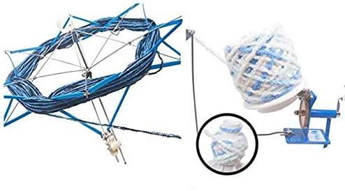 LAMXD 10oz Lowest price challenge Max 82% OFF Yarn Ball Winder ¡… Umbrella Swift and