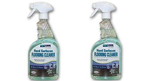 Shaw 32 oz R2X Hard Surface Flooring Cleaner (Pack of 2)
