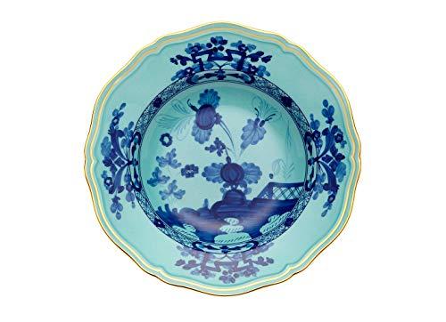 Richard Ginori Piatto Fondo 24 cm Oriente Italiano Iris
