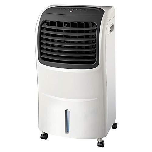 Proklima - Refrigerador de aire (10 L, altura: 77 cm, 65 W, con mando a distancia, 3 niveles de regulación)
