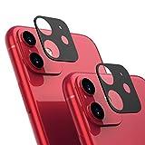 Voviqi Caméra arrière iPhone 11 6.1, Protecteur d'objectif de Caméra Arrière...