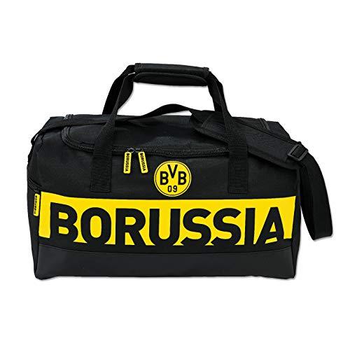 Borussia Dortmund Borussia-Sporttasche Tasche, schwarzgelb, one Size
