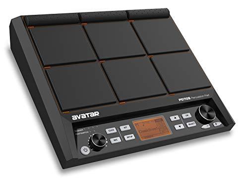 2. HXW PD705 Percussion Sampling Pad