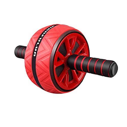 ABS Abdominal Roller Fitness Rad Fitnessgeräte Silent Roller Arm Rücken Abdominal Core Coach Body Shape Training Zubehör