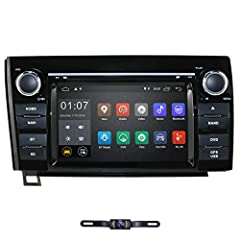 【Compatible Models】TOYOTA TUNDRA((2007-2013),TOYOTA Sequoia(2008-2014) Note:compatible list just for your reference,please confirm shape and size of center console before biding.) 【Android 10 System】It is based on Android 10, built-in QUAD CORE ARM A...