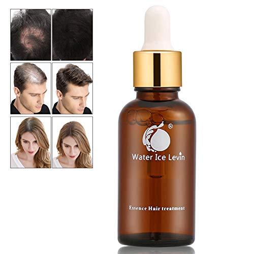 Prodotti per la Perdita dei Capelli, 100% Puro e Naturale Hair Serum Siero per la Ricrescita Anti Caduta Trattamento Accelera l