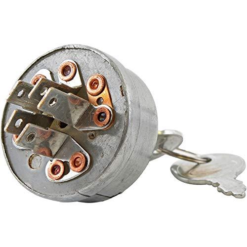 DB Electrical SSW2827 Schlüsselschalter für Ariens Modell GT10-Gt18 Gravely Traktor Pro Master 30H 50, 100, 200, 300 und 400