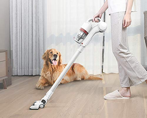Fantastic Deal! WUAZ Cordless Stick Vacuum Cleaner,2-in-1 Hand-held Stick Vacuum Cleaner, Self Clean...
