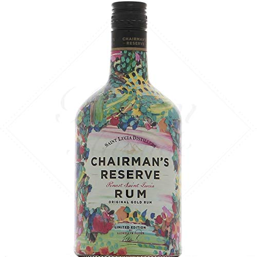 Chairman's Reserve Chairman'S Reserve Rum Limited Edition By Llewellyn Xavier 40% Vol. 0,7L - 700 ml