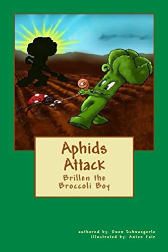 Aphids Attack (Frutopia Valley a Short Story Book 1) (English Edition)