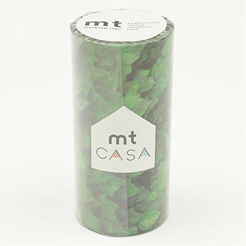カモ井加工紙 マスキングテープ mt CASA 100mm幅×10m巻き ivy MTCAS005