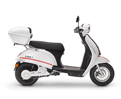 Elektroroller LuXXon Motorroller E3000 – 45 km/h kaufen  Bild 1*