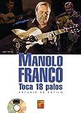 Manolo Franco (Estudio de estilo) - 1 Libro + 1 CD