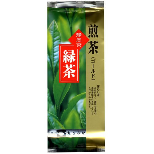 ライフドリンクカンパニー あさみや 静岡茶 ゴールド 100g