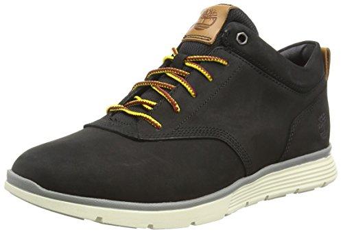 Timberland Herren Killington Sneaker Halbhoch, Schwarz (Black Nubuck 1), 41.5 EU