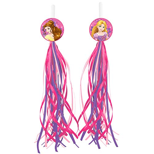 Disney Mädchen Princess Lenkerfransen, Mehrfarbig, 21 cm lang
