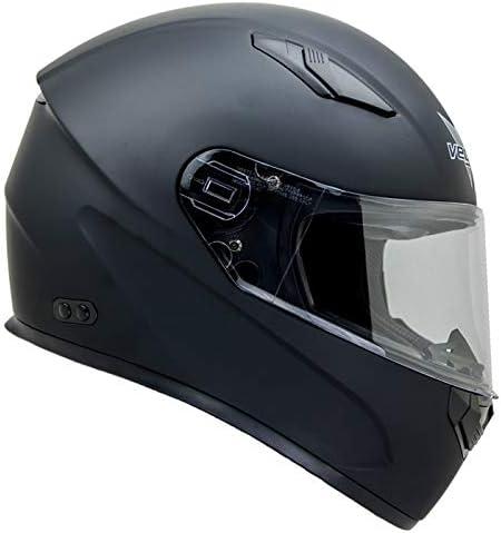 Vega Helmets 6100 060 Unisex Adult Full Face Ultra Big Motorcycle Helmet for Men Women w Large product image