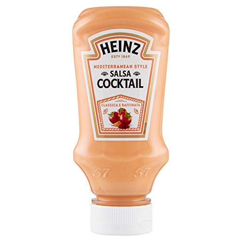 Heinz Salsa Cocktail Top Down 225g
