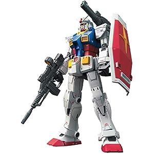 HG 機動戦士ガンダム THE ORIGIN RX-78-02 ガンダム 1/144スケール 色分け済みプラモデル