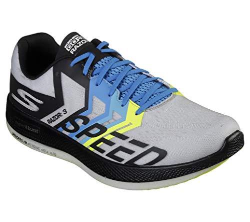 Skechers Go Run Razor 3 Black/Green 9