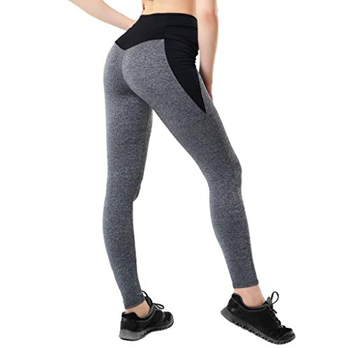 Dorical Damen Damen Laufhose Sporthose Sport Leggings,Sport Gym Yoga Laufen Fitness Casual Leggings Hose,Ausverkauf(Schwarz,Medium)