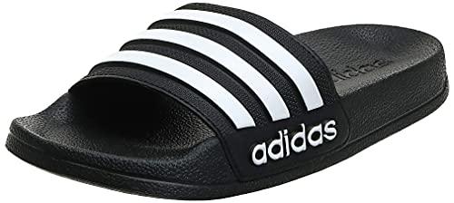 adidas Adilette Shower, Slide Sandal, Core Black/Cloud White/Core Black, 36 EU
