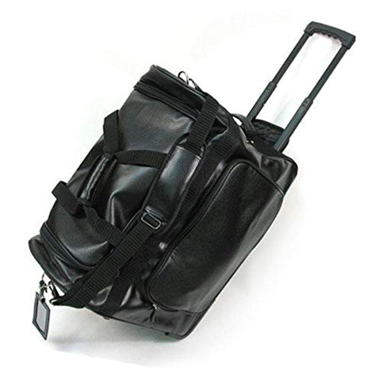 エミュレートする油おもしろい剣道 防具袋 キャスター PVCキャリーバック 【刺繍ネーム無料】 PVC Kendo Bogu Carrying Bag