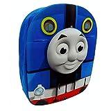 Thomas the Tank Engine Backpack Zainetto per bambini, 34 cm, 81 liters, Blu (Blue)