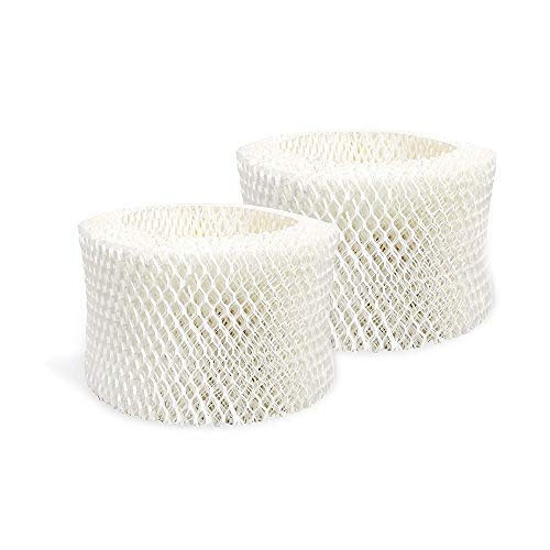 2 Pack Honeywell Humidifier Filter, Engery Humidifier Wicking Filter Replacement Compatible with Honeywell HAC-504 Series, HCM-600, HCM-710, HCM-300T, HCM-315T, HAC-504AW/HAC-504