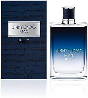 Jĭmmy Chōō Man Blue Cologne for Men 3.3 fl. oz Eau de Toilette Spray