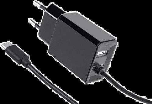 238352 Fontastic Adattatore Nano MicroUSB 1/A Nero