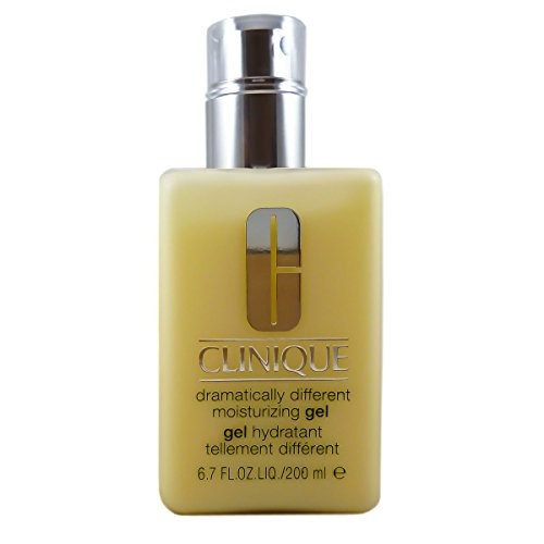 Moisturisers by Clinique Dramatically Different Moisturizing Gel (Pump) for Combination Oily to Oily Skin / 6.7 fl.oz. 200ml