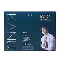 Maxim KANU(カヌ) ミニ デカフェイン アメリカーノ (0.9g*120T) [並行輸入品]