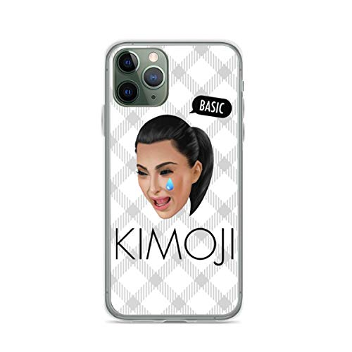 Phone Case Compatible with iPhone 2020 8 Se Xr 7 X 12 11 6 Kimoji 6s Plus Xs Pro Max Mini Waterproof Drop Accessories Scratch Tested Shock