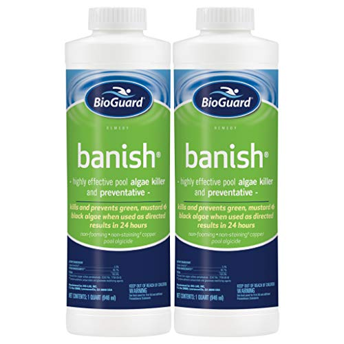 BioGuard Banish (1 qt) (2 Pack)