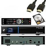 GigaBlue UHD UE 4K 2X FBC DVB-S2 Tuner Ultra HD E2 Linux Receiver inkl. 2 TB Festplatte