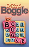 Boggle: Mini Boggle: Train Your Brain, 5x8 inche , The Ultimate in Word Puzzle Fun, Exercises & Solving