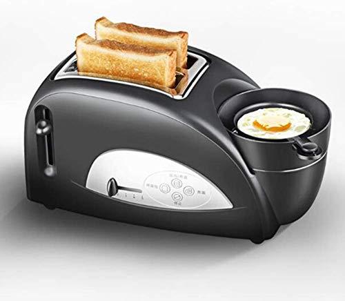 LIUCHANG 2 rebanadas Tostadora Multifuncional Tostadora con un Pan Automático Calefacción rápida Pan Toaster Hogar Maker 1200W liuchang20