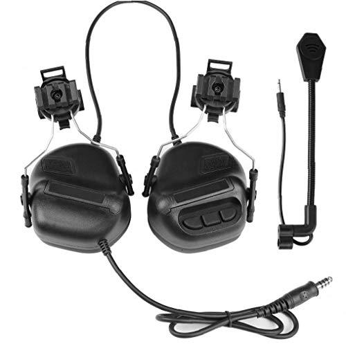 Die Fünfte Generation Von Hochwertigem Armee Taktischer Schießen Headset Militärischen Helm-Headset Luftgewehr Paintball-Headset Cs-Kriegsspiel-Headset