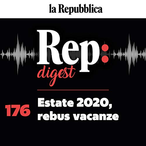 Couverture de Estate 2020, rebus vacanze